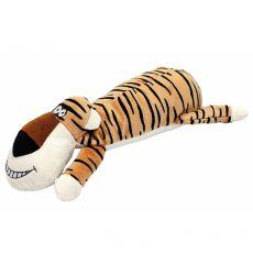 Plyšový pískajúci tiger, 36 cm