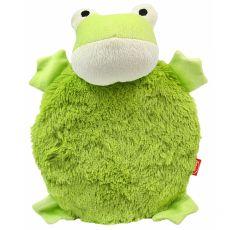 Plyšová pískajúca žaba, 25 cm