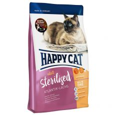 Happy Cat Sterilised Atlantik Lachs / Losos 10 kg
