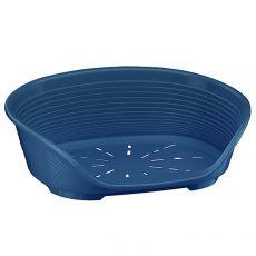 Ležadlo pre psa SIESTA DELUXE 8 - modré
