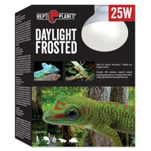 Žiarovka REPTI PLANET Daylight Frosted 25W