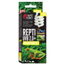 Žiarovka REPTI PLANET Repti UVB 2.0+ Rainforest 13W