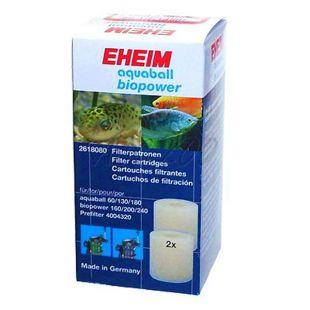 Filtračná vložka Eheim Aquaball / Biopower