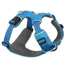 Postroj pre psy Ruffwear Front Range, Blue Dusk S