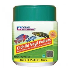 Ocean Nutrition Cichlid Vegi Pellets Small 100g