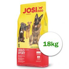 JOSIDOG Agilo Sport 15 + 3 kg GRÁTIS
