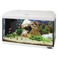 Akvárium Ferplast CAPRI 60 LED biele