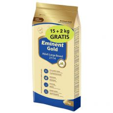 EMINENT GOLD Adult Large Breed 15kg + 2kg GRATIS