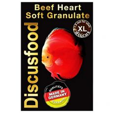 Discusfood Beef Heart Soft Granulate XL 500 ml