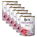 Konzerva Brit Paté & Meat Lamb 6 x 800 g