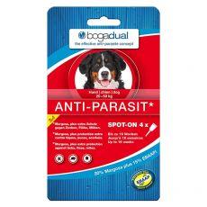 Antiparazitné kvapky pre psy BOGADUAL Spot-On 4 x 2,5 ml