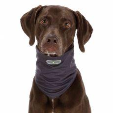 Repelentná šatka pre psy L, sivá