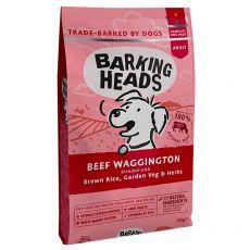BARKING HEADS Beef Waggington 12 kg