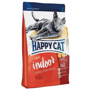 Happy Cat Indoor Voralpen-Rind 1,4 kg