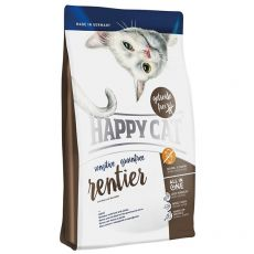 Happy Cat Sensitive Grainfree Rentier 1,4 kg