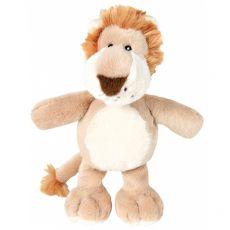 Plyšová hračka pre psa - lev, 22 cm