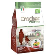 Crockex Adult Lamb & Rice 12 kg