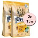 Happy Dog NaturCroq Geflügel Pur & Reis 2 x 15 kg