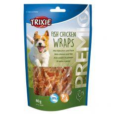 Trixie Premio Fish Chicken WRAPS 80 g