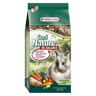 Cuni Nature Re-Balance 700g - light krmivo pre zakrslé králiky