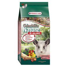 Chinchilla Re-Balance 700g - light krmivo pre činčily