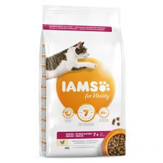 Iams Cat Senior Chicken 10 kg