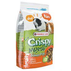 Crispy Muesli 1kg - krmivo pre morčatá