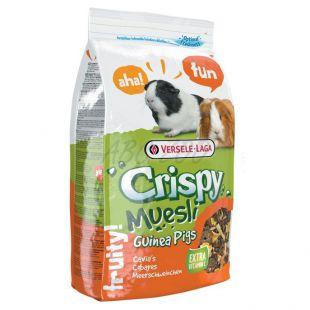 Crispsy Muesli 1kg - krmivo pre morčatá