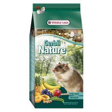Gerbil Nature 750g - krmivo pre pieskomilov