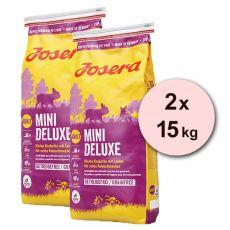 JOSERA Minideluxe Adult 2 x 15 kg