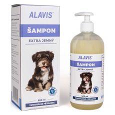 ALAVIS extra jemný šampón 500 ml