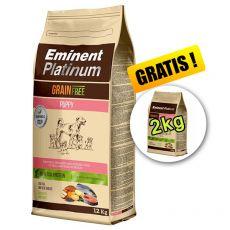EMINENT Platinum Puppy 12 kg + 2 kg GRATIS
