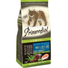 Primordial GF Cat Adult Salmon & Tuna 2 kg