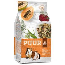PUUR Guinea Pig - gurmánske müsli pre morčatá 2,5 kg