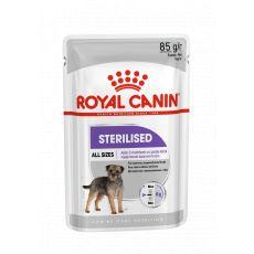Royal Canin Sterilised Dog Loaf kapsička s paštétou pre kastrované psy 85 g