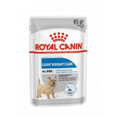 Royal Canin Light Weight Care Dog Loaf diétna kapsička s paštétou pre psy 85 g