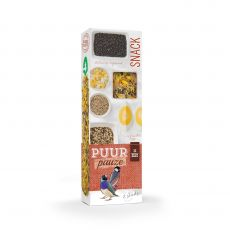 PUUR PAUZE seed sticks Tropical Bird - tyčinky so semienkami 2 ks