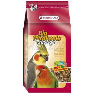 Big parakeets 1kg - krmivo pre stredných papagájov