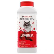 Deodo Strawberry - deodorant do mačacej toalety 750 g