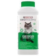 Deodo Green Tea - deodorant do mačacej toalety 750 g
