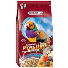 Tropical Finches Premium 1kg - krmivo pre exoty