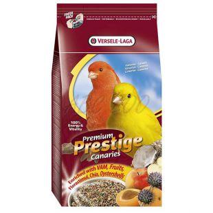 Canaries Premium 1kg - krmivo pre kanárikov