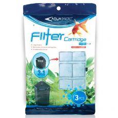 Náhradné filtračné vložky FC05 pre Resun GF800, 3 ks