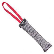 Ringový pešek s nylonovým pútkom JULIUS-K9 pre malé psy, 20 cm
