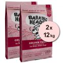 BARKING HEADS Golden Years SENIOR 2 x 12 kg