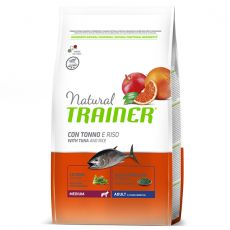 Trainer Natural Medium Adult ryba a ryža 12 kg