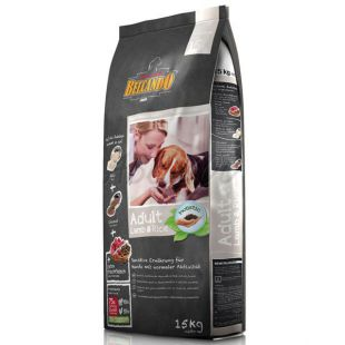 BELCANDO Lamb and Rice 15kg