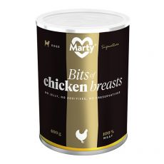 Konzerva MARTY Signature Bits of Chicken Breasts 400 g