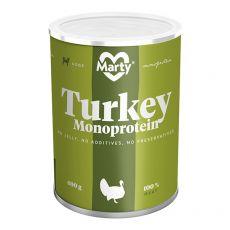 Konzerva MARTY Turkey Monoprotein 400 g