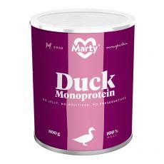 Konzerva MARTY Duck Monoprotein 800 g